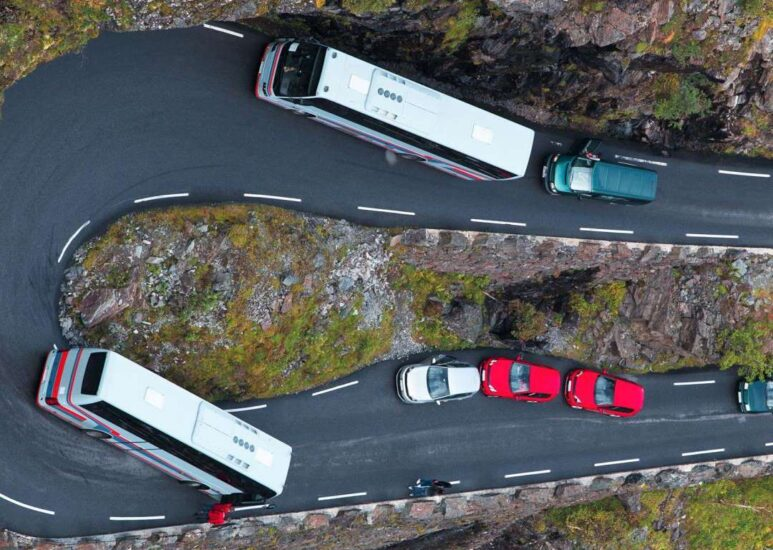 The Most Dangerous Countries to Drive In